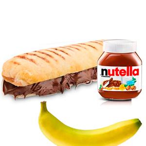 panini-nutella-banane